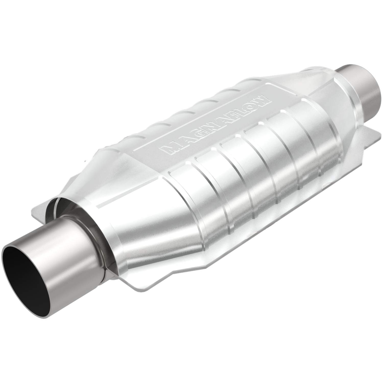 MagnaFlow 338004 Universal Catalytic Converter (CARB Compliant)