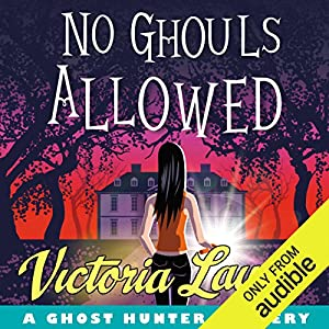 No Ghouls Allowed Hörbuch