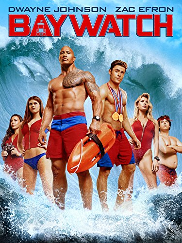 Baywatch (The Best Of Me Blu Ray Release)