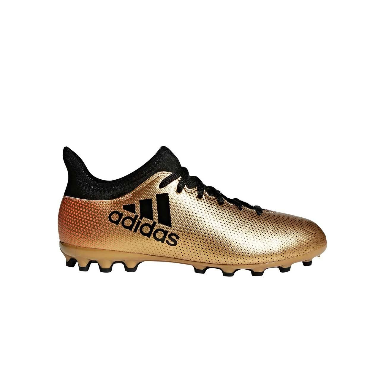 adidas X 17.3 AG J, Botas de fútbol Unisex niños: Amazon.es: Zapatos y complementos