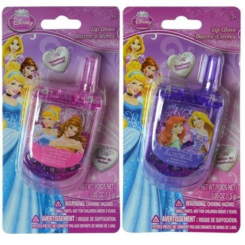 - Disney Princess Lip Gloss Cell Phone