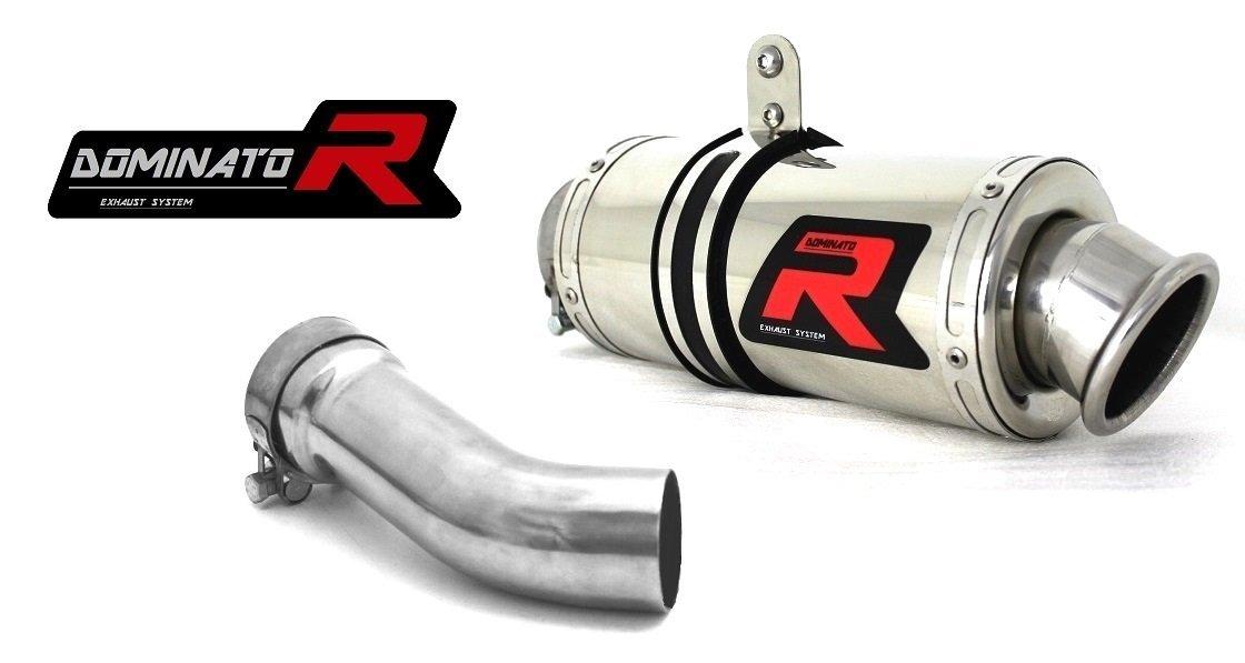 Dominator Exhaust Silencieux é chappement BMW R1200R 10-13 + DB KILLER (GP I)