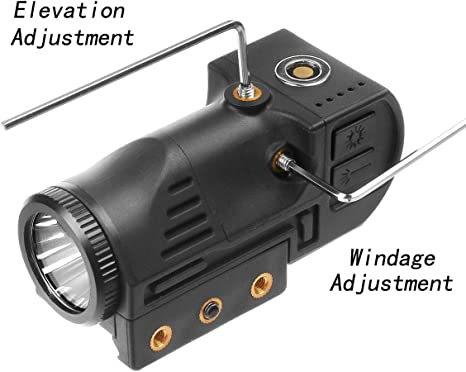 2 W Laser Outils 7057 COB Worklamp