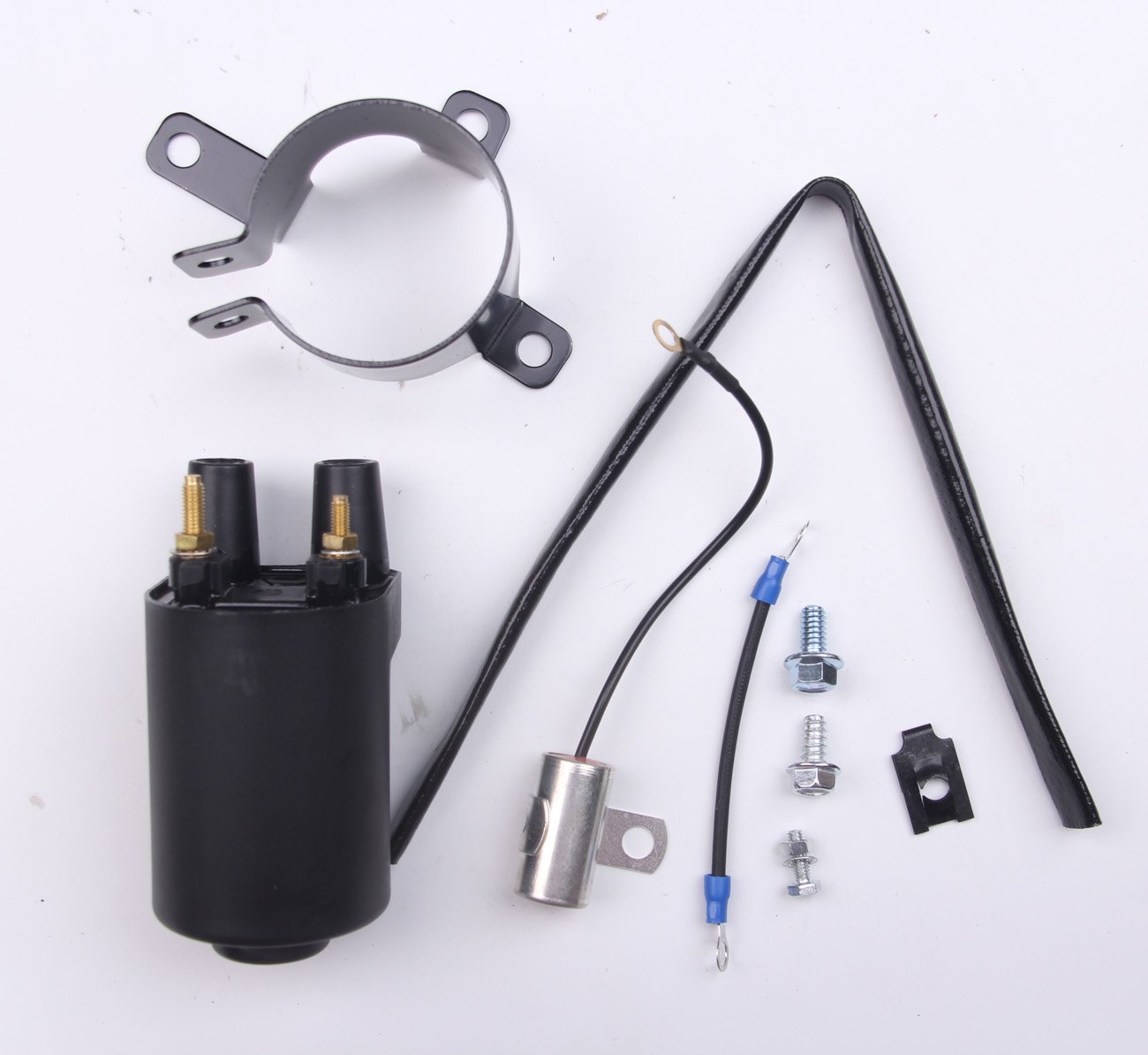 BGM BGE New Ignition Coil Kit For Onan 541-0522 P Series NHE /& NHM,Replace #166-0761,166-0820 Goodbest NHD BGD