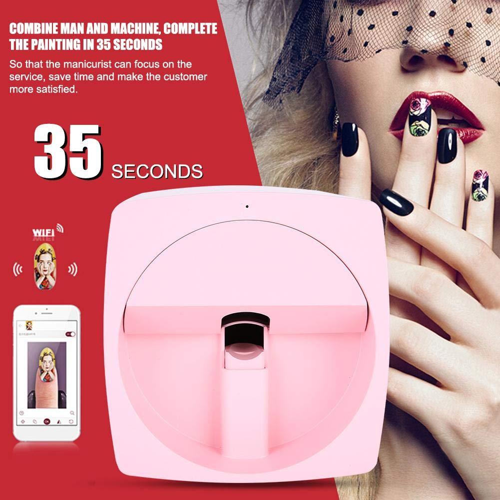 Amazon.com: Pomya Impresora de arte de uñas, máquina de ...