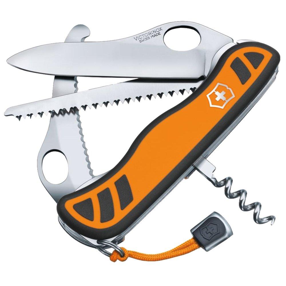 Victorinox V08341.MC9B1 NAVAJA Grande Hunter XT Grip NAR//NEG Blister L Arancione