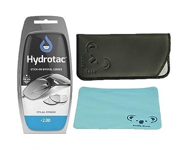 cc9e7e2df14 Amazon.com  OPTX 20 20 Hydrotac Stick-On Bifocal Lenses