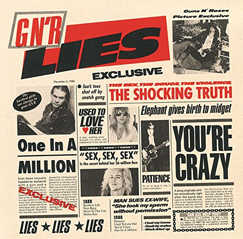 G N' R Lies [Explicit]