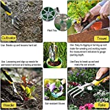 Keda Set, 9 PCS Set for Digging Planting with