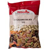 RedMan Macadamia Halves, 1Kg