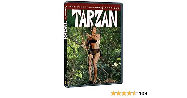 Tarzan: Season One Part Two 4 Dvd Edizione: Stati Uniti Reino ...