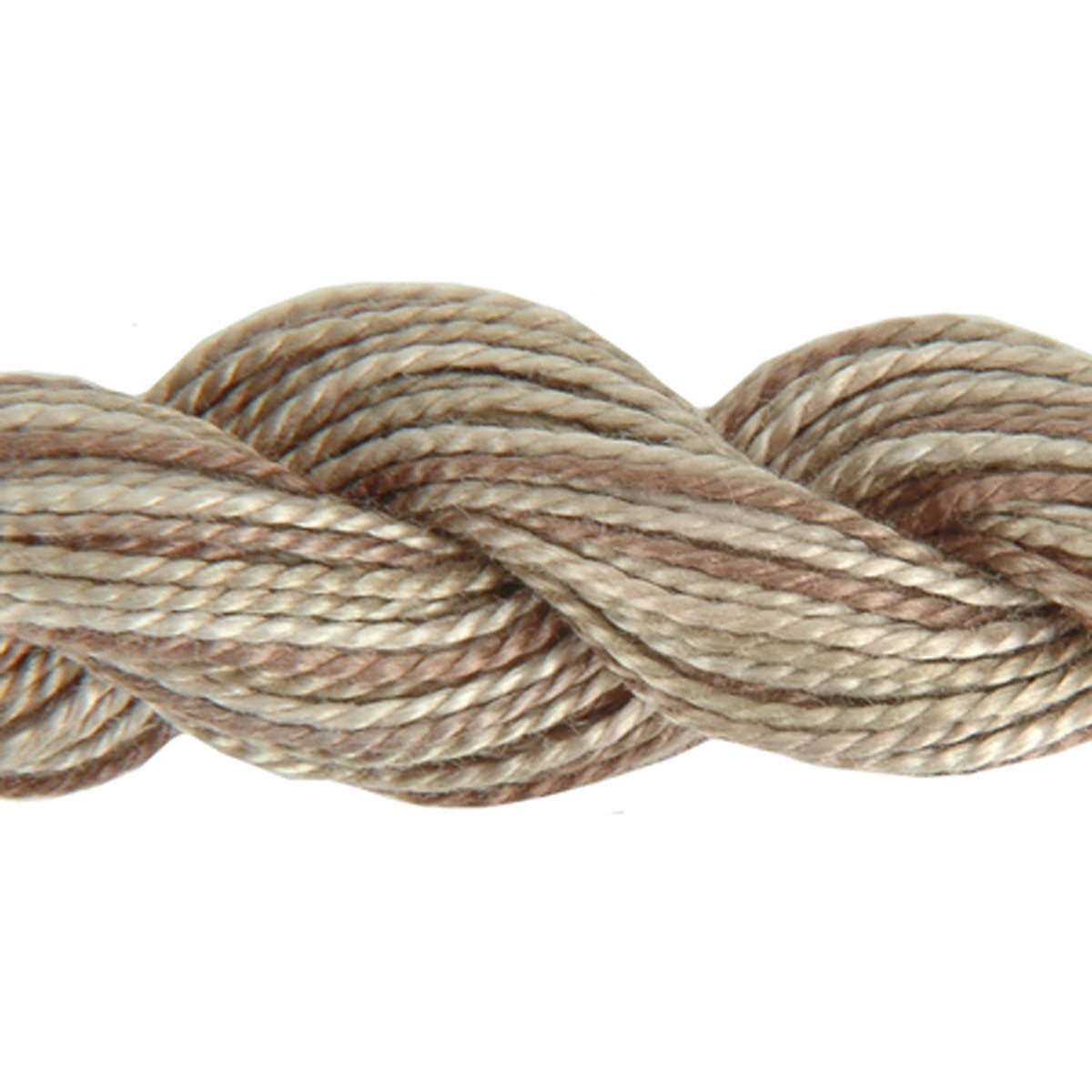 DMC 415 5-4145 Color Variations Pearl Cotton Thread, Size 5, 27-Yard, Sand Dune Notions - In Network
