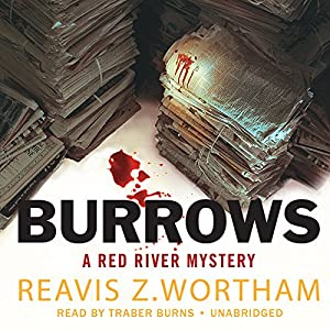 Burrows Audiobook