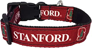 product image for NCAA Stanford Cardinal Dog Collar (Team Color, Large)
