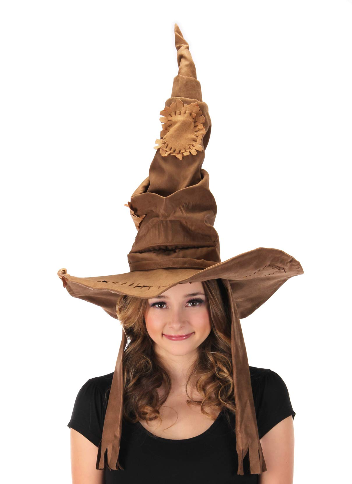elope Harry Potter Sorting Hat Costume Brown by elope (Image #7)