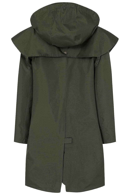 Lighthouse Outrider Femme 3/4 Longueur Raincoat imperméable Fougère