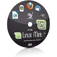 Linux Mint 19 Cinnamon 64 Bit Live Bootable Installation DVD