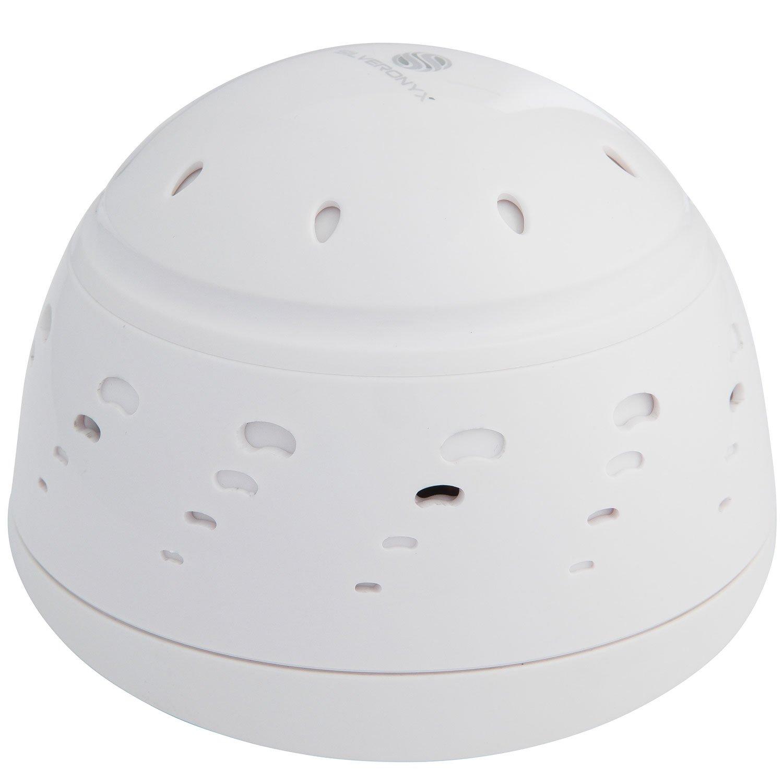 Amazon.com: SilverOnyx, White Noise Fan Machine, High Fidelity ...