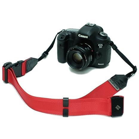 Diagnl Ninja - Correa para cámara (38 mm), color rojo: Amazon.es ...