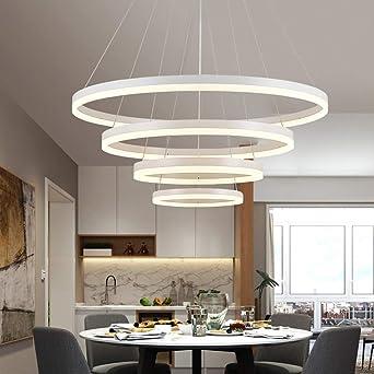 Luces Blanca Lámpara Colgantes LED Regulable Colgante reBdoWxQC