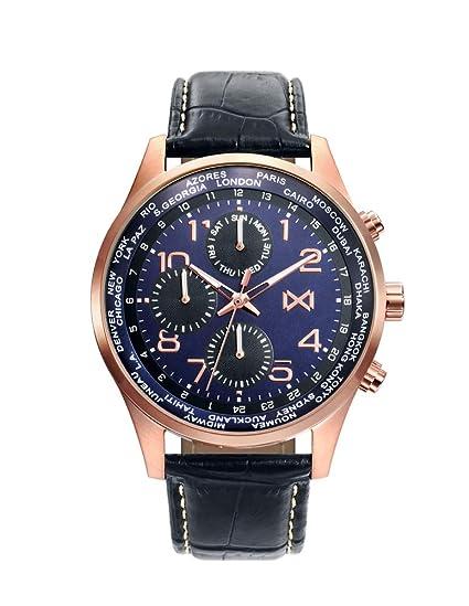 Reloj Mark Maddox Hombre HC0103-17: Amazon.es: Relojes