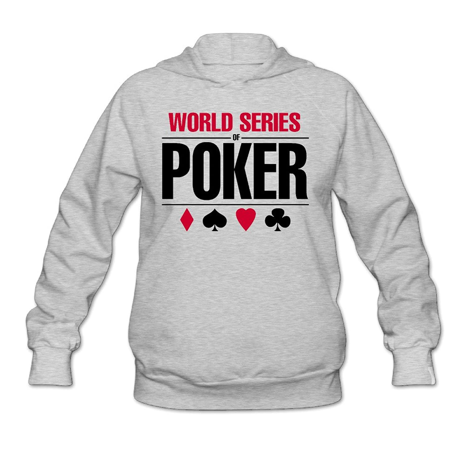 Women s World Series Of Poker Logo Cool Hoodies Sweatshirts cheap ... 01678e0ac