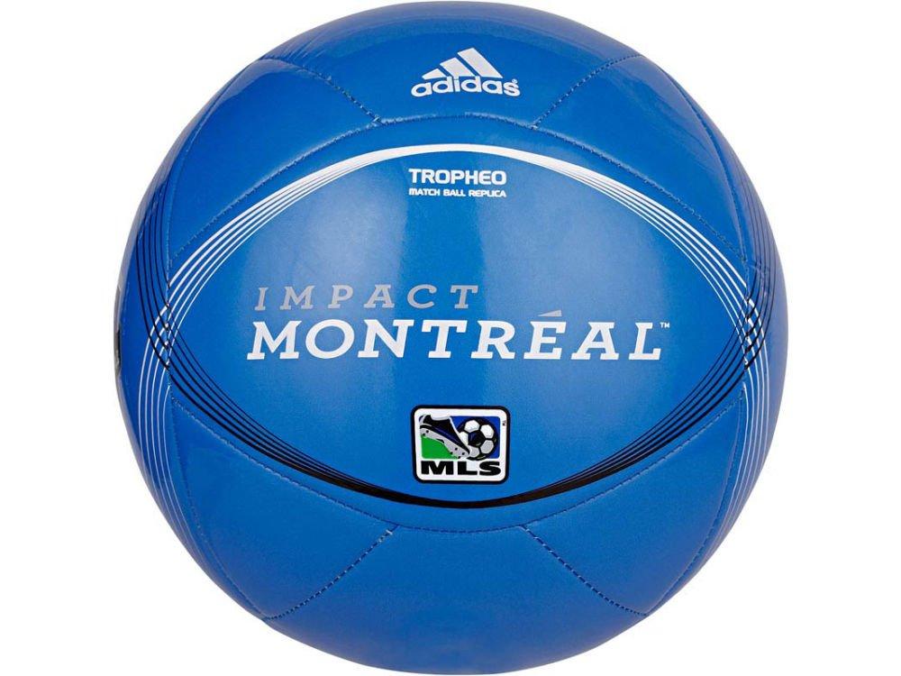 adidas Montreal Impacto Mini balón réplica tamaño 1 ml: Amazon.es ...