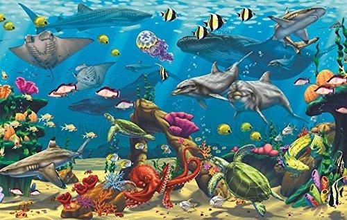 Ocean Adventures Jigsaw Puzzle 100 Piece