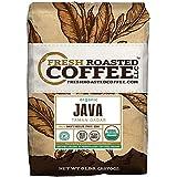 Organic Java Taman Dadar Coffee, Rainforest Alliance, Whole Bean Bag, Fresh Roasted Coffee LLC. (5 LB.)