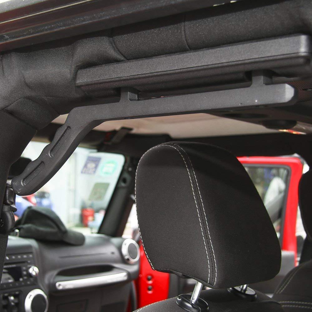LAUTO Aluminium Haltegriffe Griff Griff Haltegriffe f/ür Jeep Wrangler JK JKU Sport Sahara Freedom Rubicon /& Unlimited 2 T/ür 4 T/ür 2007-2017,Front