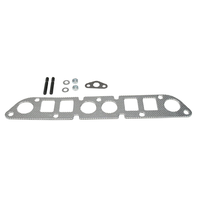 Cast Iron Exhaust Manifold w//Gasket Kit for Cherokee Dakota Truck Wrangler 2.5L