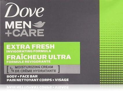 Review Dove Men+Care Soap Bars,