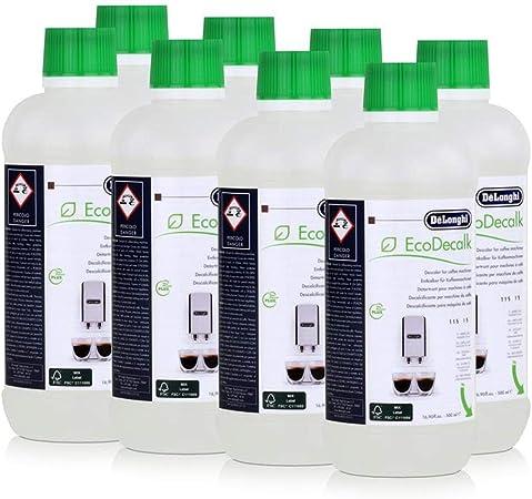 DeLonghi SER 3018 Líquido antical para cafeteras automáticas, 8 ...