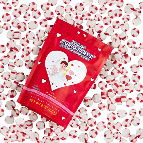 Cupid Farts Cinnamon Candy Funny Valentines Gift for, used for sale  Delivered anywhere in USA