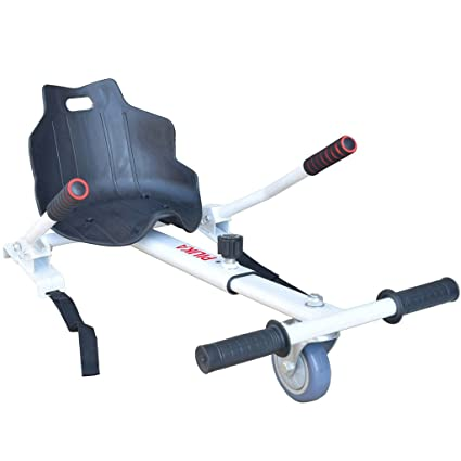 Pilika Hover Go Kart Frame for Hoverboard Two Wheel Self Balancing ...