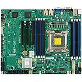 Supermicro DDR3 1066 LGA 2011 Server Motherboard X9SRI-3F-O