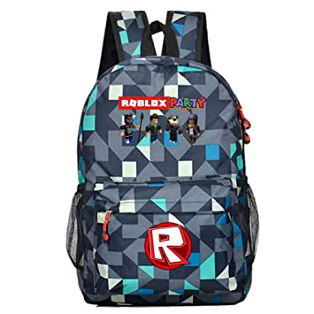 56b880982500 SP Kids Schoolbag Backpack with Roblox Students Bookbag Handbags Travelbag  (12)  Amazon.co.uk  Sports   Outdoors