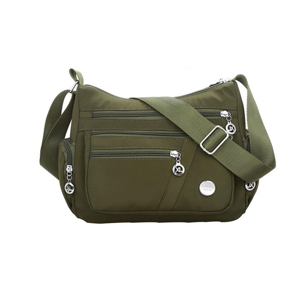Sfit Damen Schultertasche große Kapazität Wasserdicht Handtasche Cross Body Tasche Lam038633