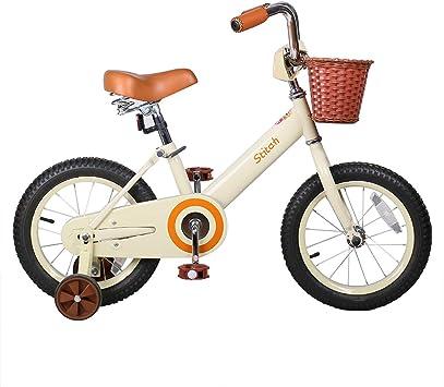JOYSTAR Bicicleta para niños de 14 Pulgadas para niños de 3 a 6 ...