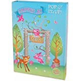 Enchanted Activity, Craft and Colouring Set for Girls. Woodland Colouring Book Activity Set for Girls. Great Travel Activity Packs for Kids / Activity Book. Great Gifts for Girls 5 years old