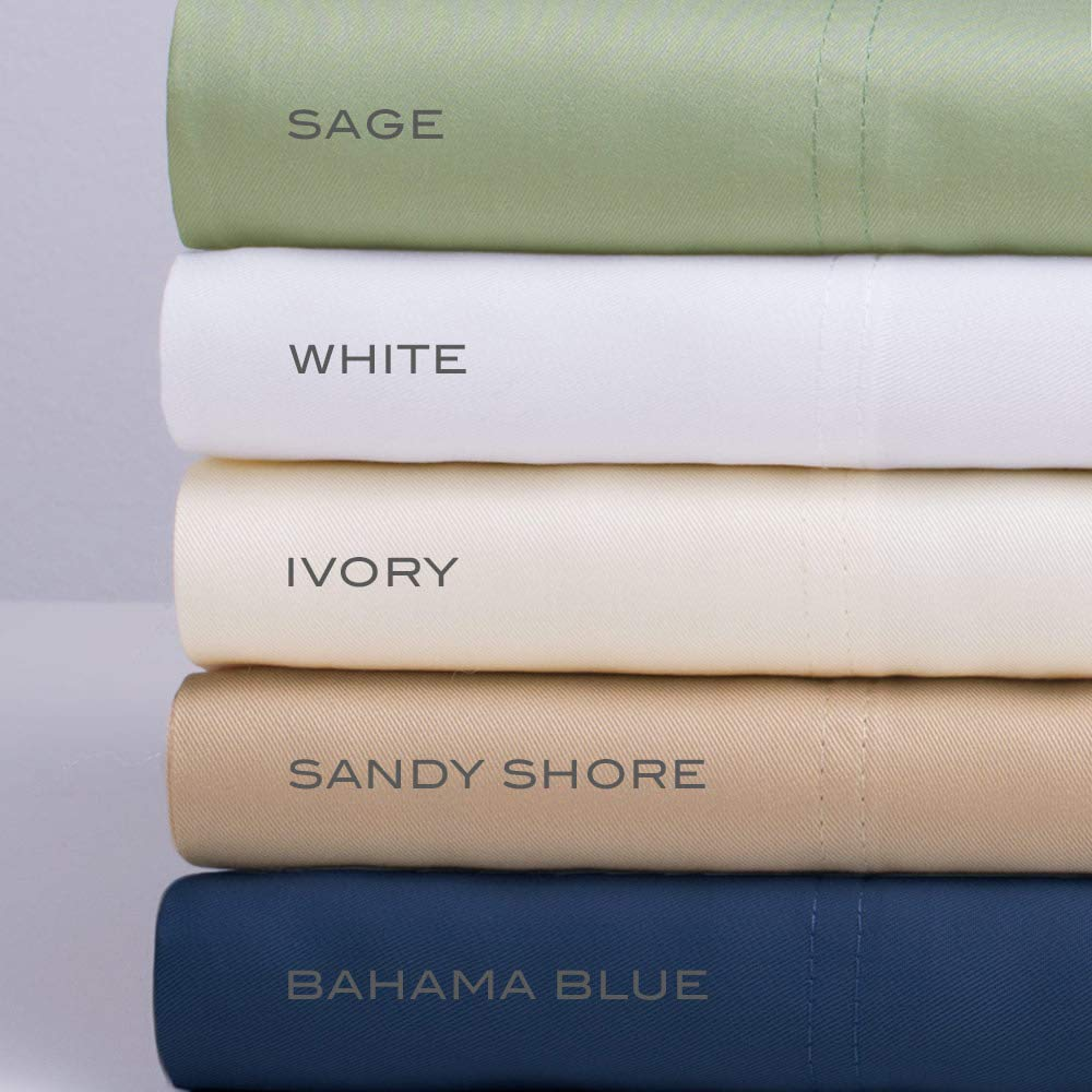Cariloha Classic Bamboo Sheets color options