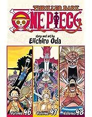 One Piece (Omnibus Edition), Vol. 16: Includes vols. 46, 47 & 48