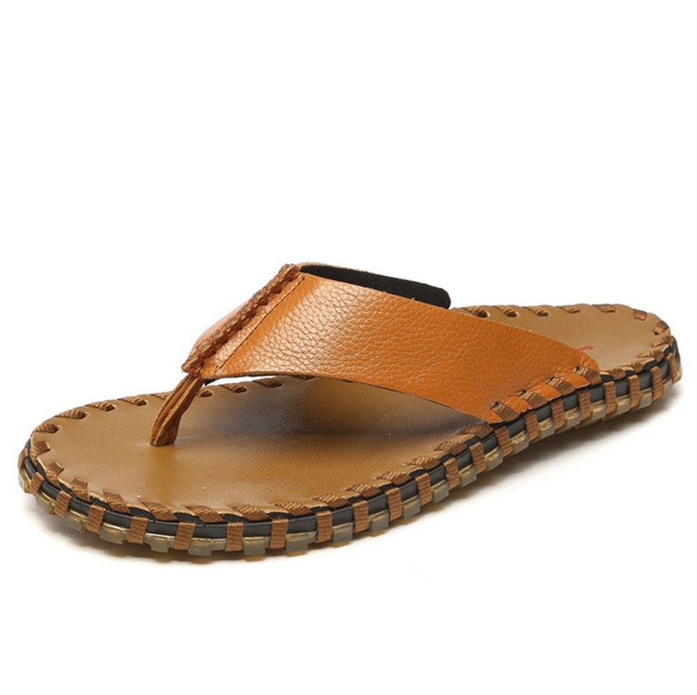 Sandalias De Verano De Los Hombres,Zapatillas Casuales Longitud del pie=23.3CM(9.2Inch)|C