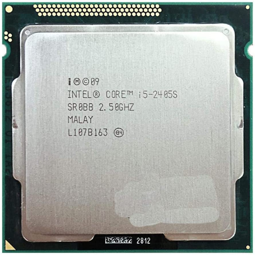 Intel Core I5-2405S I5 2405S 2.5 GHz Quad-Core CPU Processor 6M 65W LGA 1155