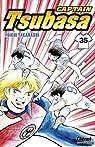 Captain Tsubasa, tome 35 par Takahashi