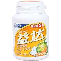益达 木糖醇****口香糖 香浓哈密瓜味 40粒