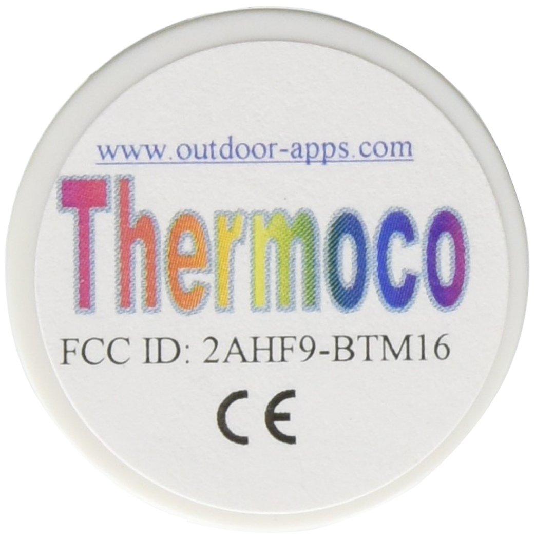 Thermoco ThG1 Smart - Termómetro y Grabador: Amazon.es: Amazon ...