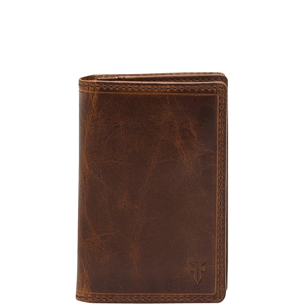 FRYE Mens Logan Small Antique Pull-Up Wallet