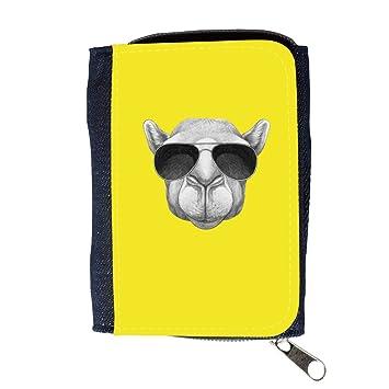 GoGoMobile Cartera para Hombre // Q05460625 Camello Gafas ...