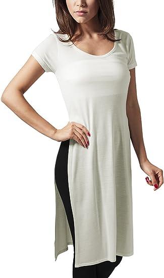 t-shirt femme long